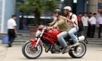Cùng các Biker trải nghiệm cảm giác tăng tốc vượt trội với xe moto phân khối lớn