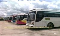 Các nhà xe trung chuyển các tỉnh và về tại TP Đà Lạt