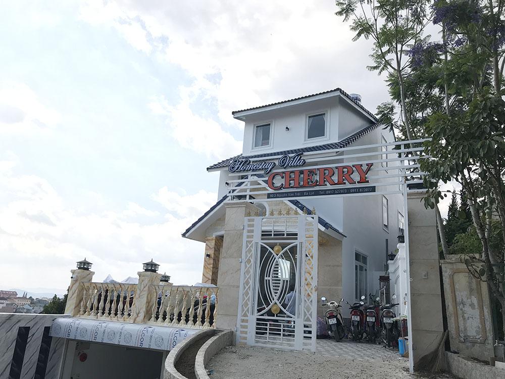 cherry villa homestay